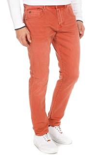Прямые брюки с карманами Scotch&Soda Scotch&Soda