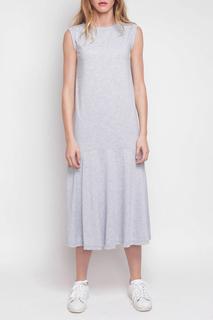 Длинное платье без рукавов Lava
