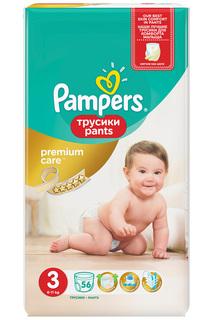 Трусики Pampers Premium, 56 шт PAMPERS