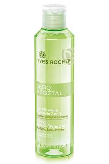 Мицеллярная вода 2 в 1, 200 мл Yves Rocher