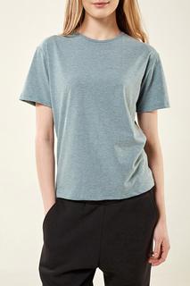 Свободная футболка с короткими рукавами Lava