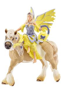 Эльф Сера в праздничном платье Schleich