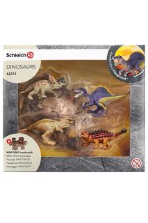 Набор мини-динозавры Schleich