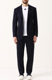 Костюм из вискозы с брюками на кулиске Givenchy