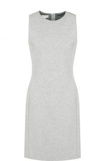Приталенное мини-платье без рукавов Escada Sport