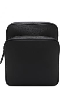 Кожаная сумка-планшет Ermenegildo Zegna
