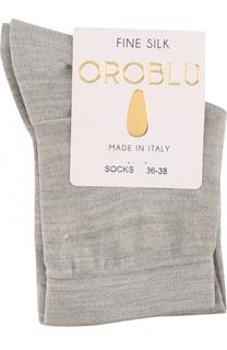 Шелковые носки Oroblu