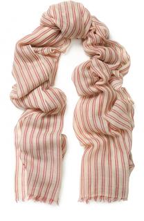 Шерстяной шарф в полоску Isabel Marant Etoile