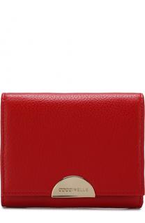 Кожаный кошелек с клапаном Coccinelle