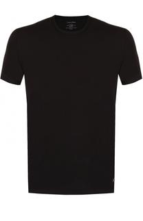 Хлопковая футболка с круглым вырезом Calvin Klein Underwear