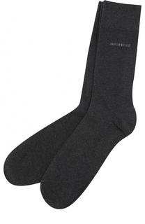 Комплект из двух пар хлопковых носков BOSS