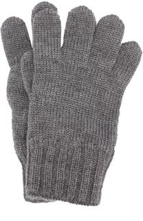 Шерстяные перчатки Dolce & Gabbana