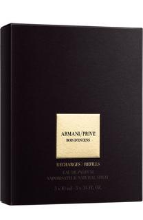 Туалетная вода Armani Prive Bois DEncens Refills Giorgio Armani