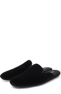 Домашние текстильные туфли Dolce & Gabbana