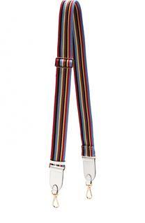 Текстильный ремень для сумки Rainbow Coccinelle