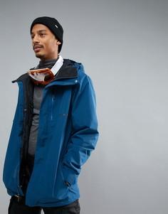 Утепленная лыжная куртка Volcom L - Синий