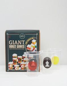 Набор настольных игр с выпивкой Giant Booze Games - Мульти Paladone