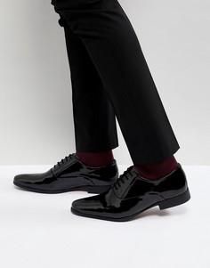 Лакированные туфли на шнуровке Kg By Kurt Geiger - Черный