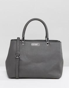 Мягкая сумка-тоут Carvela Darla - Серый
