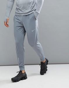 Серые брюки Nike Running Phenom 857838-065 - Серый