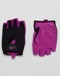 Спортивные перчатки Nike Fundamental - Фиолетовый