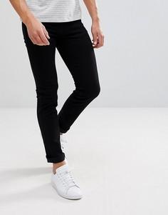 Черные джинсы скинни Dr Denim - Черный