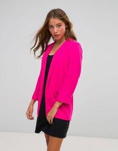 Блейзер в строгом стиле Pimkie - Розовый