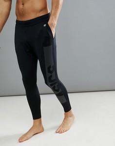 Серые суженные книзу брюки Asics Running 146387-0708 - Серый