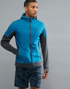 Синяя куртка для бега The North Face Mountain Athletics Kilowatt - Синий