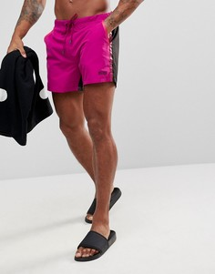 Розовые шорты для плавания BOSS By Hugo Boss - Розовый
