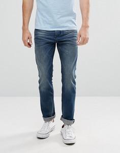 Узкие джинсы Tom Tailor - Синий