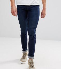 Темные зауженные джинсы Replay Jondrill - Темно-синий