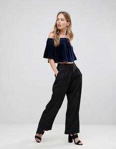 Широкие брюки The Fifth - Черный