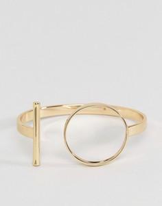 Браслет-манжета Fiorelli - Золотой