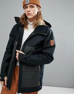 Куртка DC Shoes Snow Summit 15K Water Defense - Черный