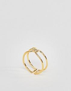 Кольцо ограниченной серии - Золотой Asos