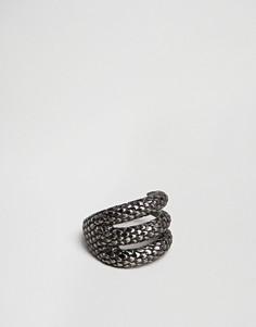 Серебристое кольцо Simon Carter - Серебряный