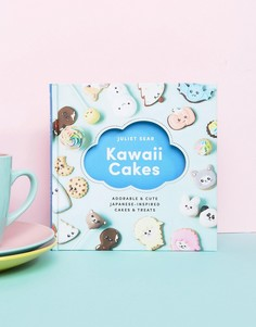 Кулинарная книга Kawaii Cakes - Мульти Books