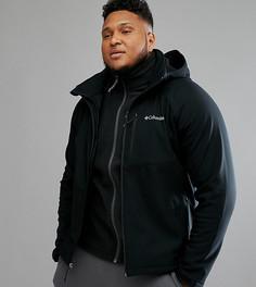 Черная куртка Columbia PLUS Cascade Ridge - Черный