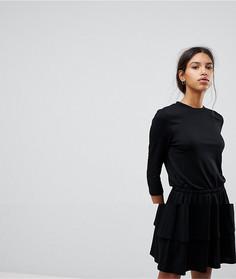 Платье Selected Femme - Черный