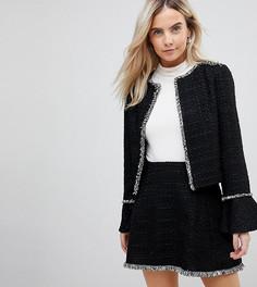 Куртка с рукавами клеш Vero Moda Petite - Черный