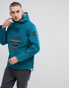 Зеленая куртка Napapijri Rainforest Winter 1 - Зеленый