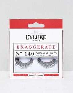 Накладные ресницы Eylure Exaggerate 140 - Черный