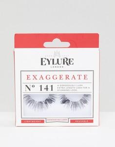 Накладные ресницы Eylure Exaggerate 141 - Черный