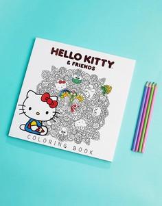 Раскраска Hello Kitty - Мульти Books