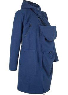 Пальто с защитной вставкой для малыша (полуночная синь) Bonprix