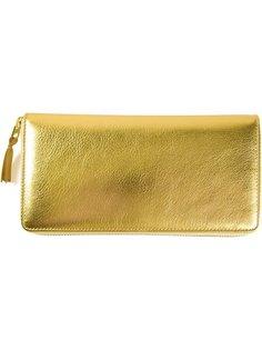 кошелек Gold Comme Des Garçons Wallet