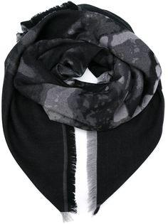 платок с принтом ротвейлера Givenchy