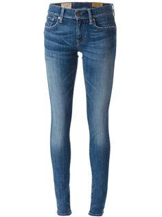 джинсы кроя скинни  Polo Ralph Lauren