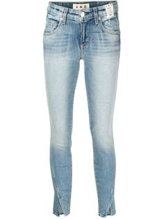 укороченные джинсы кроя скинни Twist Sweet Cheeks Amo